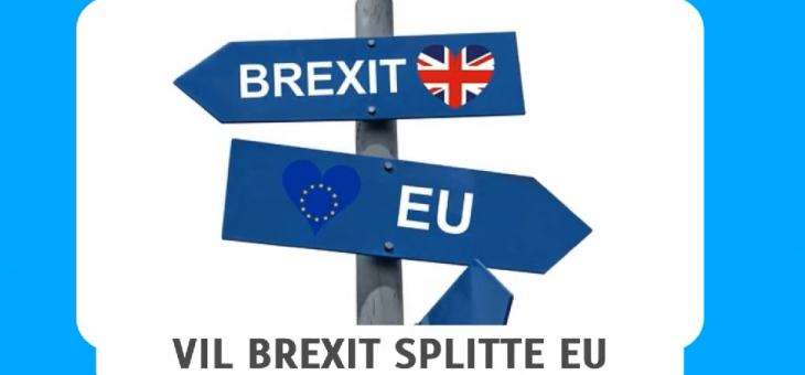 Vil EU falde fra hinanden